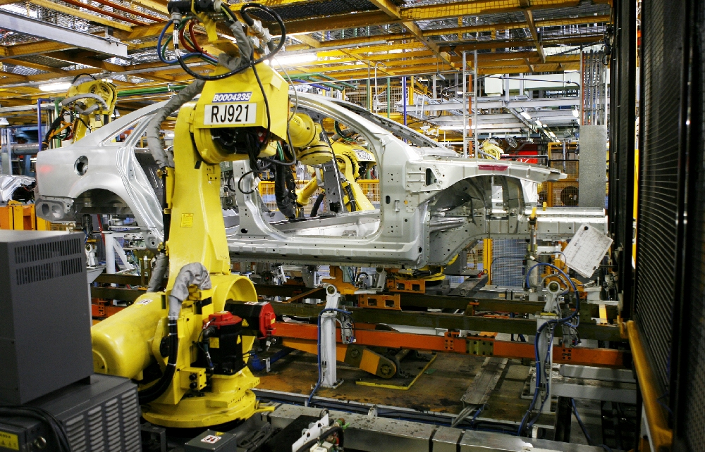 automotive industry and ford