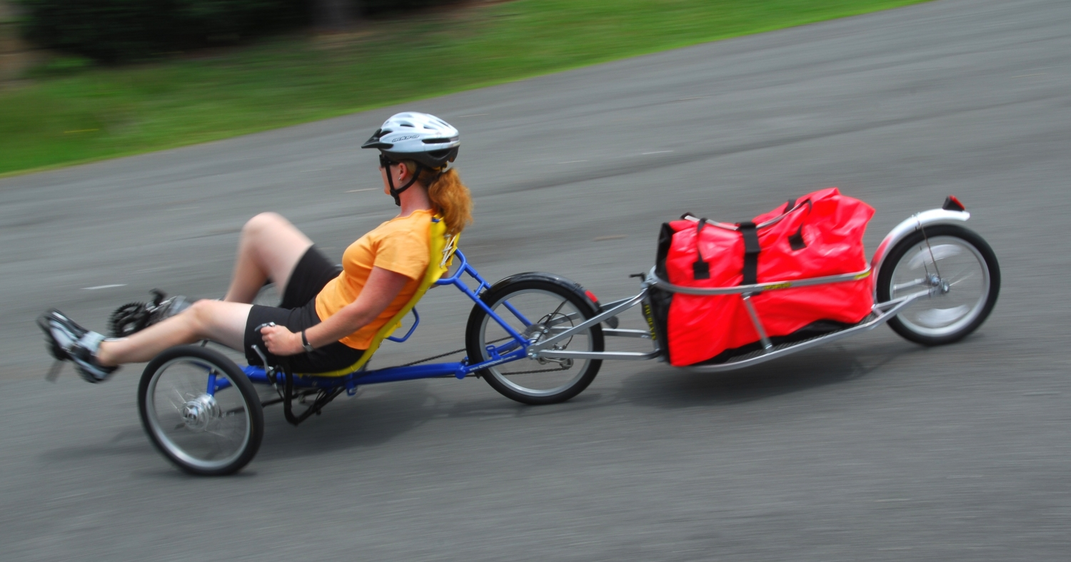 ... Speed Pedal sells recumbent trikes, folding bikes and bike trailers.